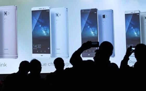 """""""Ngôi sao"""" của Apple đầu quân cho Huawei ảnh 1"""