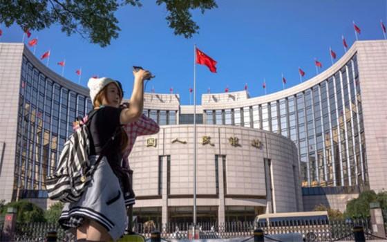 Dự trữ Trung Quốc xuống đáy hơn 2 năm ảnh 1