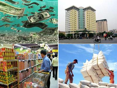 Kinh tế vĩ mô tuần 16 đến 20-4 ảnh 1