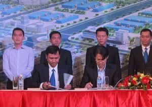 TĐTV và Becamex IJC ký hợp tác đầu tư ảnh 1