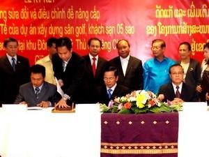 Việt Nam có Đặc khu kinh tế đầu tiên tại Lào ảnh 1