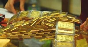 Giá vàng giảm mạnh về 36,36 triệu đồng/lượng ảnh 1