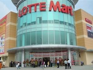 Lotte Mart tăng đầu tư vào Việt Nam ảnh 1