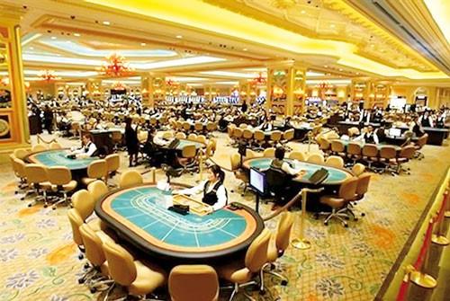 Siêu lợi nhuận casino (kỳ 1): Thiên đường cờ bạc Macau ảnh 1
