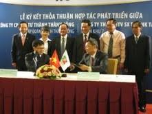 TTC và Tây Nam ký hợp tác phát triển ảnh 1