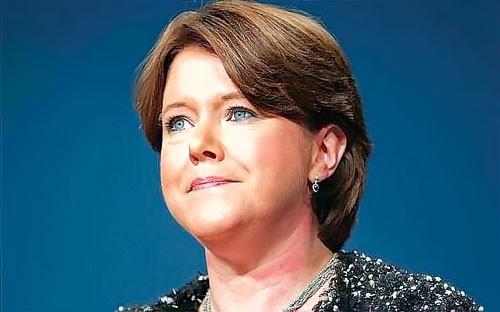 Maria Miller - Bộ trưởng không xin lỗi ảnh 1