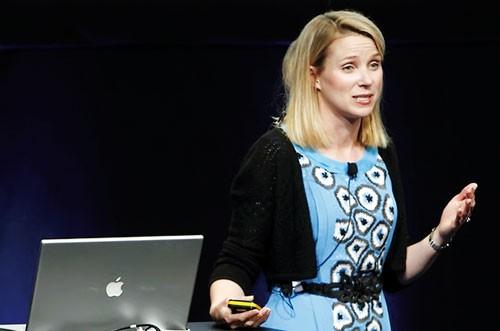 Marissa Mayer - Vực dậy Yahoo khi mang bầu? ảnh 1