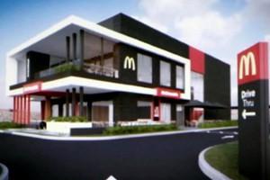 McDonald's công bố cửa hàng đầu tiên Việt Nam ảnh 1