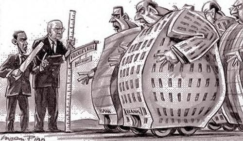 Hoa Kỳ thông qua quy tắc Volcker ảnh 1