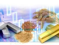 Giá hàng hóa giảm sâu nhất kể từ 2008 ảnh 1