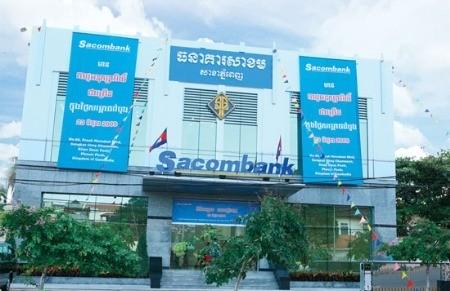 Sacomban lập ngân hàng tại Campuchia ảnh 1