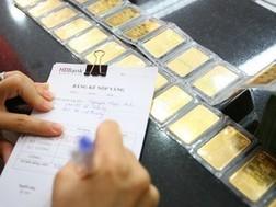 Một số NH có thể được bán vàng huy động ảnh 1