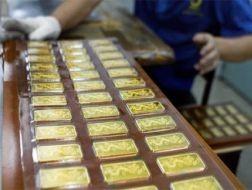 Ngày 27-10: Giá vàng ít biến động, tăng nhẹ ảnh 1