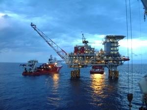 Tập đoàn TNK-BP công bố đầu tư dầu khí tại VN ảnh 1