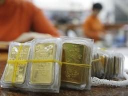 Sáng 5-4: Vàng giảm còn 43,5 triệu đồng ảnh 1