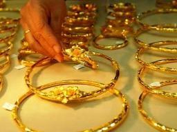Sáng 17-4: Vàng giảm sau khi chạm 43 triệu đồng ảnh 1