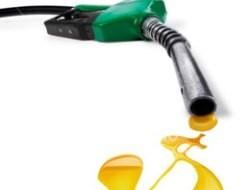 Giá xăng và dầu Brent lún sâu ảnh 1