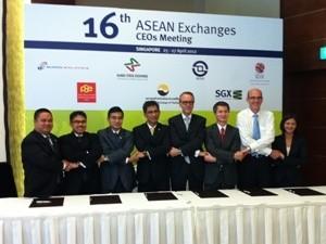 Tháng 6: Kết nối các Sở GDCK ASEAN ảnh 1