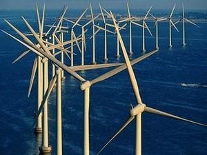 Anh: 3 tỷ bảng xây dựng trang trại điện gió ảnh 1