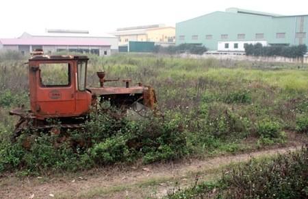 """Hà Nội vẫn còn lượng lớn đất """"bỏ hoang"""" ảnh 1"""
