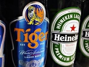 Chủ sở hữu bia Tiger dừng giao dịch vì thâu tóm ảnh 1