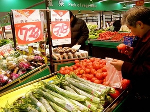 Lạm phát Trung Quốc còn 1,9% trong tháng 9 ảnh 1