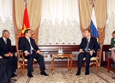 Đưa kim ngạch thương mại Việt-Nga lên 7 tỷ USD ảnh 1