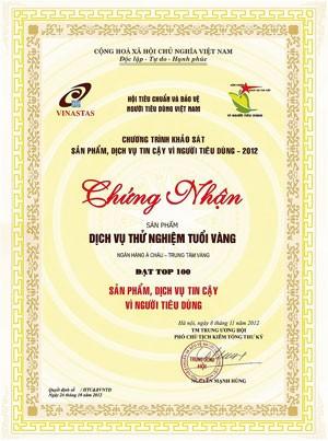 ACB tiên phong giám định vàng chuẩn quốc tế ảnh 1