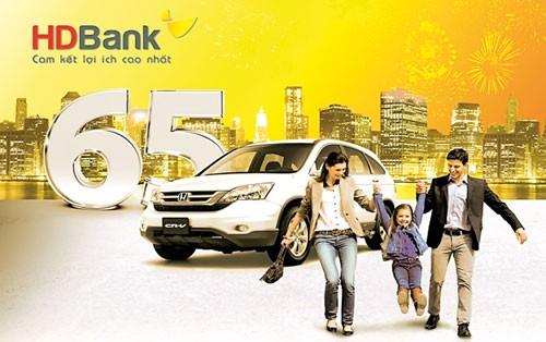 Sở hữu ô tô Honda, nhận ưu đãi lớn từ HDBank ảnh 1
