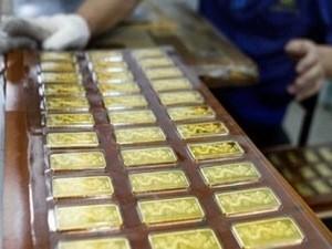 Vàng tuột mốc 45 triệu đồng/lượng ảnh 1