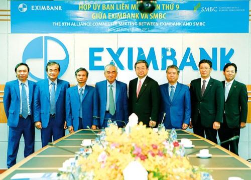 Eximbank-SMBC: Liên minh chiến lược 5 năm ảnh 1
