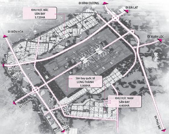 Quy hoạch 21.000 ha quanh sân bay Long Thành ảnh 1