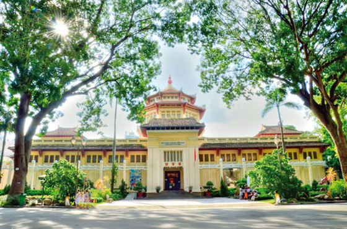 Sài Gòn Những công trình trăm năm ảnh 8