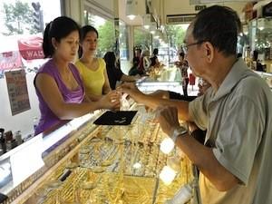 Sáng 1-8: Giá vàng giảm dưới 38 triệu đồng ảnh 1