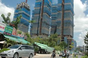 TPHCM kiến nghị gỡ khó cho bất động sản ảnh 1
