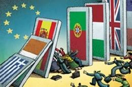 Châu Âu vỡ nợ hay dứt nợ? ảnh 1