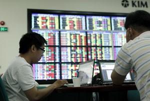 CK 12-7: VN Index rơi mốc 420 điểm ảnh 1