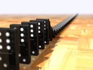 """Hoa Kỳ: """"Hiệu ứng domino"""" phá sản chính quyền ảnh 2"""