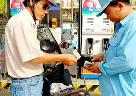 Nhập nhèm giá xăng dầu ảnh 1