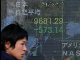 CK châu Á 6-9: Nikkei thấp nhất 2 năm rưỡi ảnh 1