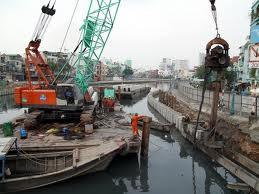 TPHCM: Gỡ nút thắt dự án vệ sinh môi trường ảnh 1