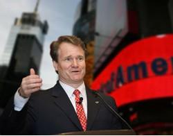 Chiếc ghế CEO Bank of America đang lung lay ảnh 1