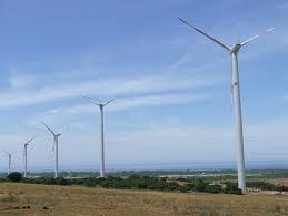 Dự án điện gió đầu tiên tại ĐBSCL ảnh 1