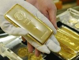Những dấu mốc của giá vàng quốc tế ảnh 1