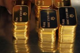 Thị trường vàng thế giới tuần từ 8 đến 12-8 ảnh 1