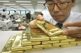 Trung Quốc nâng dự trữ vàng lên 8.000 tấn ảnh 1