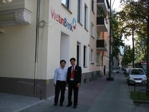 VietinBank khai trương chi nhánh tại châu Âu ảnh 1