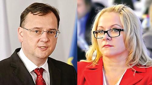 Scandal các nguyên thủ (K4): Petr Necas-Quýt làm, cam chịu ảnh 1