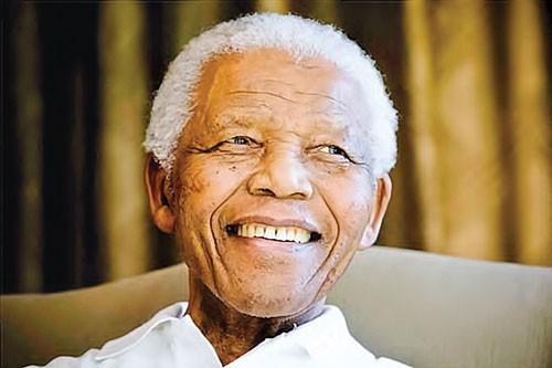 Nelson Mandela Nụ cười đã tắt ảnh 1
