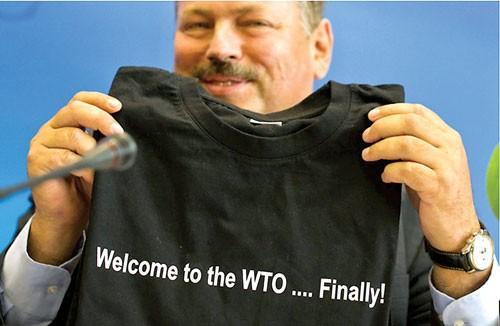 Nga-WTO: Hành trình 18 năm (kỳ 1): Vượt ải ảnh 1
